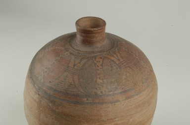 Nubian. Polished Red Jar, 3rd-5th century C.E. Clay, painted, 10 5/8 x Diam. 8 15/16 in. (27 x 22.7 cm). Brooklyn Museum, Gift of Mrs. Alfred T. White, 15.490. Creative Commons-BY