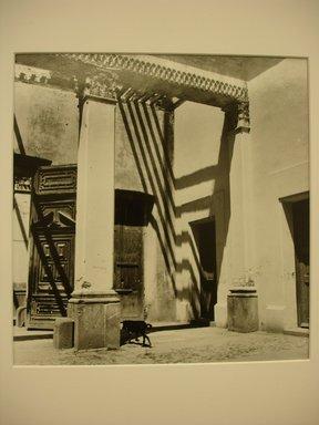 Renata von Hanffstengel. Ex-Hacienda, 1978. Gelatin silver photograph, Sheet: 14 x 11 3/4 in. Brooklyn Museum, Gift of Marcuse Pfeifer, 1990.119.21. © Renata von Hanffstengel