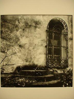 Renata von Hanffstengel (Mexican, born Germany 1934). Blind Stairs, 1978. Gelatin silver photograph, image: 10 1/2 x 10 1/2 in. (26.7 x 26.7 cm). Brooklyn Museum, Gift of Marcuse Pfeifer, 1990.119.27. © Renata von Hanffstengel