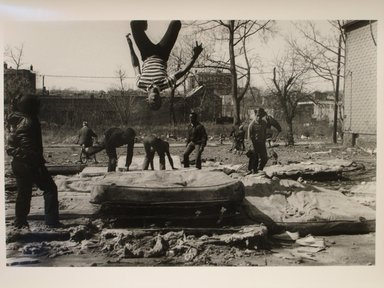 Brooklyn Museum: Flipping