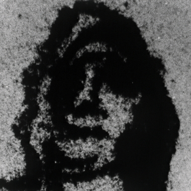 Dganit Berest (Israeli, born 1949). Self-Portrait No. 9, 1977-1991. Gelatin silver photograph (mixed media), sheet: 25 1/4 x 25 1/4 in. (64.1 x 64.1 cm). Brooklyn Museum, Purchased with funds given by George M. Jaffin, and Sholom A. Mark, and Lydia E. Kess., 1993.98. © Deganit Berest