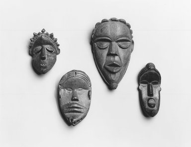 Brooklyn Museum: Personal Miniature Mask