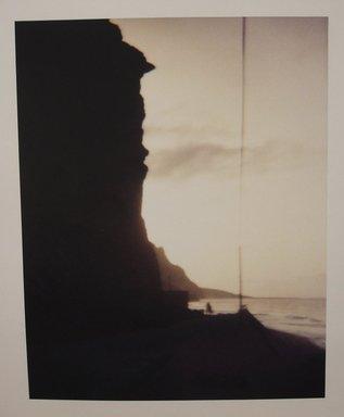 "William Greenfield (American, born 1950). [Untitled] (Cape Verde Islands), ""Plastic Camera 110,"" 1994. Chromogenic photograph, image: 14 1/8 x 11 1/2 in. (35.8 x 29.2 cm). Brooklyn Museum, Gift of Elizabeth Sidamon-Eristoff, 1997.53.1. © William Greenfield"