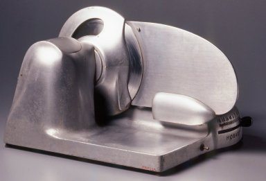 Brooklyn Museum: Meat Slicer