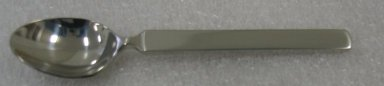 Brooklyn Museum: Coffee Spoon, 'Dry' Pattern, Model 4180-8