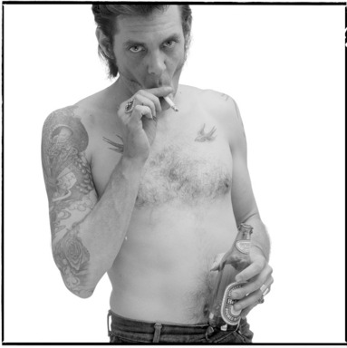 Mark Perrott (American, born 1946). Steve, 1980. Gelatin silver photograph, Sheet: 36 1/2 x 36 9/16 in.  (92.7 x 92.9 cm);. Brooklyn Museum, Gift of the artist, 1999.92.1. © Mark Perrott