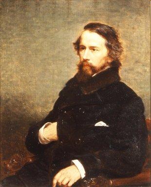 Charles Loring Elliott (American, 1812-1868). General John Charles Frémont, 1857. Oil on canvas, 36 x 29 1/8 in. (91.4 x 74 cm). Brooklyn Museum, Carll H. de Silver Fund, 20.666