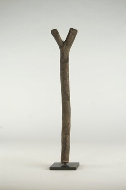 Yoruba. Osanyen Staff, 19th-20th century., 24 7/16 x 5 7/8 in. (62 x 15 cm). Brooklyn Museum, Gift of Michael Ward, 2006.67.4. Creative Commons-BY