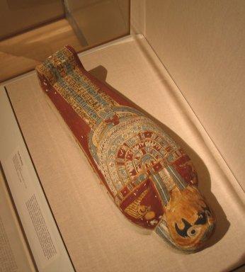 Brooklyn Museum: Corn Mummy