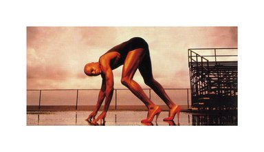 Hank Willis Thomas (American, born 1976). Power Is Nothing Without Control 1994/2008, 1994/2008. Digital print, 19 3/4 x 35 5/8 in. (50.2 x 90.5 cm). Brooklyn Museum, Mary Smith Dorward Fund and gift of Robert Smith, by exchange, 2010.18.27. © Hank Willis Thomas