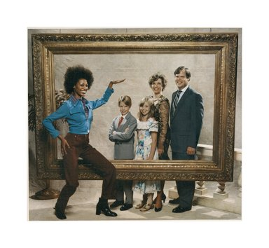 Hank Willis Thomas (American, born 1976). Celebrate Your Specialness 1997/2008, 1997/2008. Digital print, 23 3/4 x 30 in. (60.3 x 76.2 cm). Brooklyn Museum, Mary Smith Dorward Fund and gift of Robert Smith, by exchange, 2010.18.30. © Hank Willis Thomas