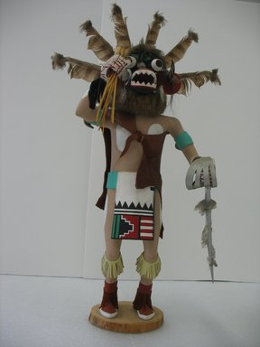 Brooklyn Museum: Kachina Doll