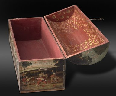 Brooklyn Museum: Chest