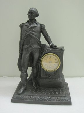 """George Washington"" Clock"