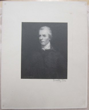Timothy Cole (American, 1852-1931). William Pitt, 1898. Wood engraving, Sheet: 11 15/16 x 9 1/2 in. (30.4 x 24.2 cm). Brooklyn Museum, Museum Collection Fund, 21.501