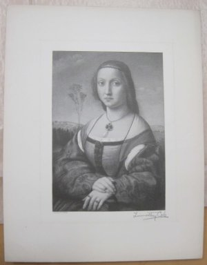 Brooklyn Museum: Portrait of Maddelena Doni