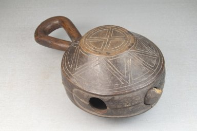 Brooklyn Museum: Bell with Handle