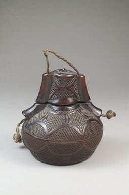 Brooklyn Museum: Powder Box (Tutukipfula)
