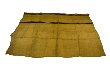 Raffia Cloth, 19th century., 68 3/4 x 45 in. (175.0 x 115.0 cm). Brooklyn Museum, Museum Expedition 1922, Robert B. Woodward Memorial Fund, 22.1634. Creative Commons-BY
