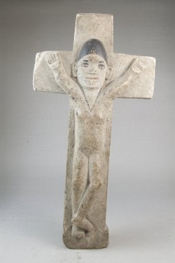 Brooklyn Museum: Crucifix