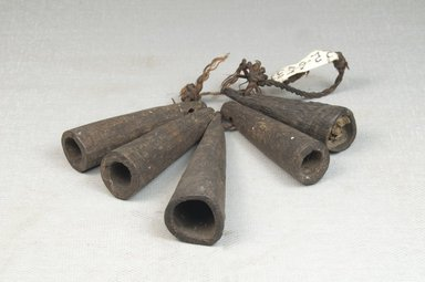 Brooklyn Museum: Five Cylinders, String on Cord, Wristlet