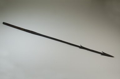 Spear. Iron, 32 11/16 x 1 3/4 in. (83 x 4.5 cm). Brooklyn Museum, Museum Expedition 1922, Robert B. Woodward Memorial Fund, 22.984. Creative Commons-BY