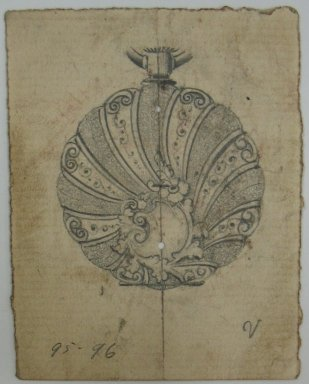 Brooklyn Museum: Watch-case Design