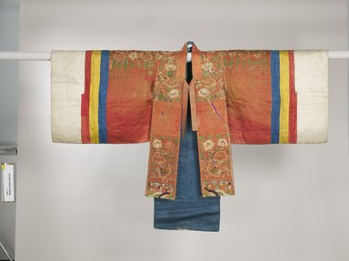 Brooklyn Museum: Bride's Robe (Hwalot)