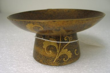 Brooklyn Museum: Stem Dish