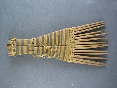 Mangbetu. Hair Comb. Reed Brooklyn Museum, Museum Expedition 1931, Robert B. Woodward Memorial Fund, 31.1907. Creative Commons-BY