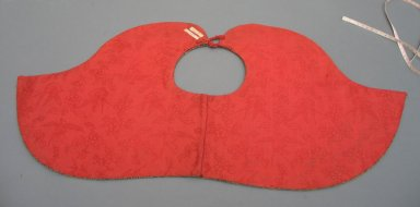 Collar, 19th Century. Cloth cotton, 6 5/16 x 27 15/16 in. (16 x 71 cm). Brooklyn Museum, Brooklyn Museum Collection, 34.1389. Creative Commons-BY