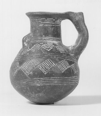 Jug with Wide Neck