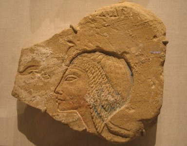 Brooklyn Museum: Late Image of Nefertiti