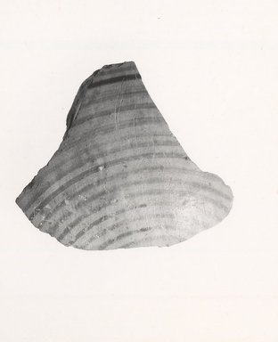 Brooklyn Museum: Fragment of a Mycenaean Bottle