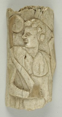 Byzantine. Carving. Bone, 1 1/2 x 2 13/16 in. (3.8 x 7.2 cm). Brooklyn Museum, Frank L. Babbott Fund and Henry L. Batterman Fund, 36.165. Creative Commons-BY