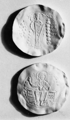 Brooklyn Museum: Coin: Hyperpyren of Alexius I
