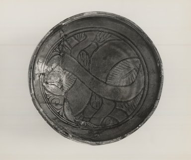 Byzantine. Bowl, 12th-13th century. Ceramic, 3 x 4 3/4 in. (7.7 x 12 cm). Brooklyn Museum, Frank L. Babbott Fund and Henry L. Batterman Fund, 36.188. Creative Commons-BY
