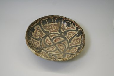 Medium Sized Bowl, 9th-10th century. Ceramic, 3 1/16 x 10 7/16 in. (7.7 x 26.5 cm). Brooklyn Museum, Caroline H. Polhemus Fund, 36.833. Creative Commons-BY