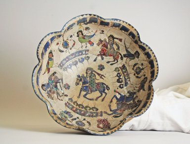 Medium Sized Bowl, 12th-13th century. Ceramic, 3 1/2 x 8 in. (8.9 x 20.3 cm). Brooklyn Museum, Gift of Mr. and Mrs. Frederic B. Pratt, 36.948. Creative Commons-BY