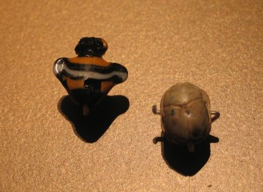 Brooklyn Museum: Scarab