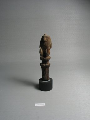 Brooklyn Museum: Figure of a Baboon