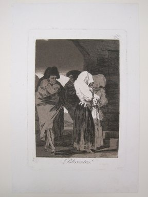 Brooklyn Museum: Poor Little Girls! (Pobrecitas!)