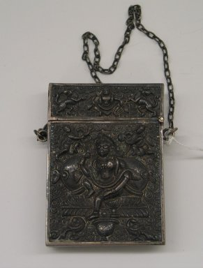 Brooklyn Museum: Card Case