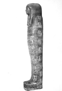 Brooklyn Museum: Mummy and Cartonnage of Hor