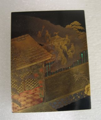 Brooklyn Museum: Small Box and Cover