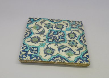Brooklyn Museum: Square Tile