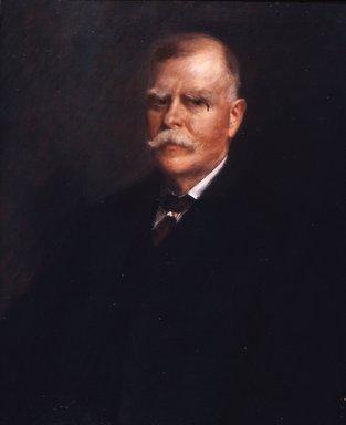 William Merritt Chase (American, 1849-1916). Carll H. de Silver, ca. 1909. Oil on canvas, 29 7/8 x 24 15/16 in. (75.9 x 63.4 cm). Brooklyn Museum, Gift of Margaret de Silver, 43.139