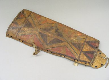 Brooklyn Museum: Warrior Bag