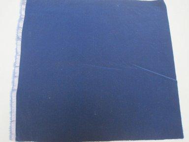 Dupont Textile, 20th century. Nylon velvet, 17 3/4 x 19 1/4 in. (45.1 x 48.9 cm). Brooklyn Museum, Gift of E. I. du Pont de Nemours and Company, 46.200.7