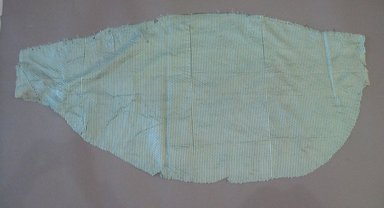 Textile Fragment, late 19th to early 20th century. Silk, 42 1/2 x 20 1/2 in. (108 x 52.1 cm). Brooklyn Museum, 48.128.114